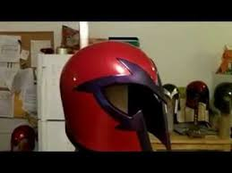 new magneto helmet purple trim color fan made youtube