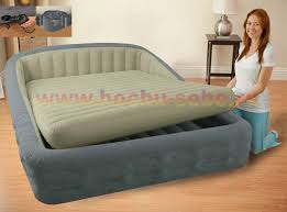 надувные двухместные кровати intex comfort frame bed 67972 с