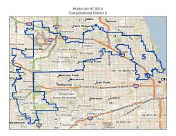Il Map Will County Politics Maps Of Illinois Congressional Districts 2014