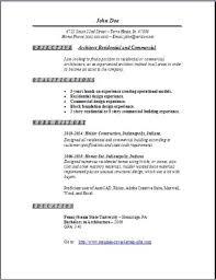 architectural resume exles architecture internship resume resume sle