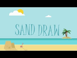 sand draw sketch drawing pad creative doodle art android apps