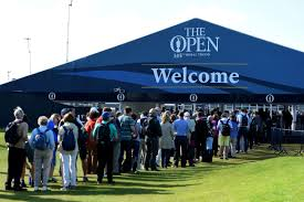 open official 147th open carnoustie