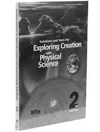 apologia exploring creation with physical science 2nd ed
