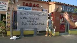 bureau de tabac perpignan montpellier perpignan les buralistes manifestent 3 occitanie