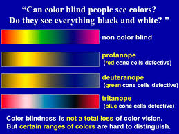 Colors That Color Blind Can See How To Make Figures And Presentations That Are Friendly To Color
