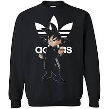adidas sweater z goku adidas shirt hoodie icestork