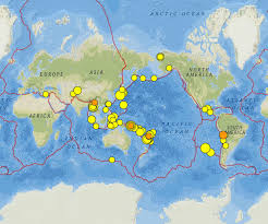 World Map Fiji by Fiji Japan And Bad News For Oklahoma Earthquakes 2 8 May 2014