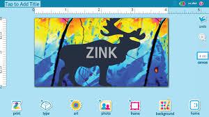 amazon com zink design u0026 print studio appstore for android