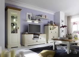 Wohnzimmerschrank Nordisch Wohnzimmer Set Wohnwand Wohnzimmerset Kiefer Wildeiche Massiv