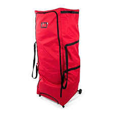 santa s bags upright 9 ft tree storage duffel bag with