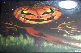 scarecrow halloween fields pumkpins autumn scarecrow halloween scarecrows nights
