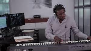 bureau studio musique homme studio d enregistrement hd stock 544 516 268