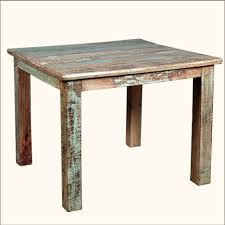 Distressed Kitchen Tables Dining Tables Barn Wood Table Tops Distressed White Dining Set
