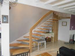 escalier bois design escalier suspendu design escalier contemporain modèle nova