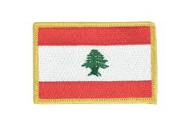 Libanese Flag Flag Patch Lebanon Royal Flags