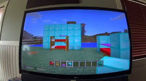 How To Make A Bunk Bed With A Blanket On Minecraft YouTube - Minecraft bunk bed