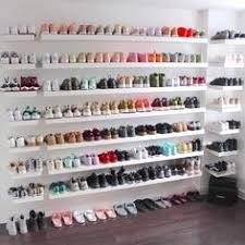 wish this was my sneaker closet jordans pinterest sneakers