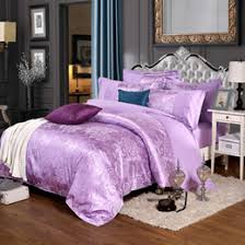 discount purple silk comforter sets 2017 purple silk comforter