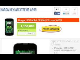 daftar harga hp apple ipad terbaru september 2014 info pc harga hp nexian xtreme a899 youtube