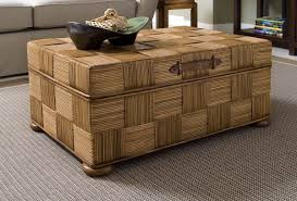 Wicker Trunk Coffee Table Unique Wicker Coffee Table With Storage Wicker Rattan