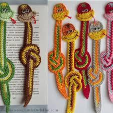 etsy crochet pattern amigurumi 014 snake bookmark amigurumi crochet from littleowlshut on etsy