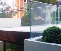 Frameless Glass Handrail Glass Balustrades U0026 Glass Balustrade Systems