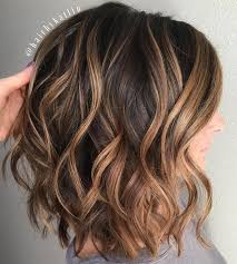 stacked in back brown curly hair pics best 25 short caramel hair ideas on pinterest textured bob