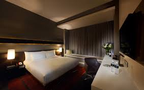Hotel Room Interior - the quincy hotel boutique hotel singapore far east hospitality