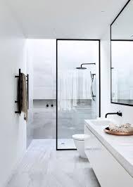 new bathroom design emily henderson design trends 2018 bathroom integrated shower 011