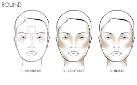 how to contour round face today s post is especially dedicated to all the round faced beauties with a little highlighting and contouring you can make