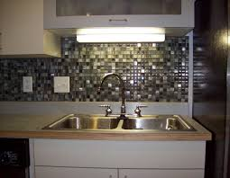 Mirrored Backsplash In Kitchen Kitchen Backsplash Outlet Stone Kitchen Backsplash How To Nest
