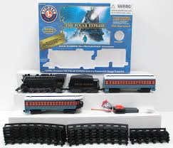 buy lionel 7 11022 g gauge polar express train set trainz auctions