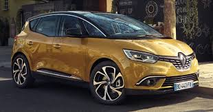 renault scenic 2017 renault scenic officially unveiled in geneva