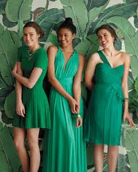 green wedding ideas for shades from emerald to jade martha
