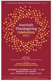 11 00 am interfaith thanksgiving service at rockefeller chapel