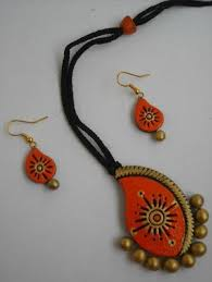 terracotta jewelry everything about this handmade jewelry