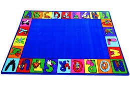 Squares Rug Kids World My Abc Squares Area Rug U0026 Reviews Wayfair