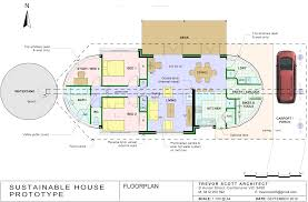 Sustainable Home Design Plans Sustainable House Prototype Greenearth Shelter