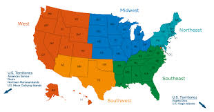 4 american cultures map cultural compass interexchange