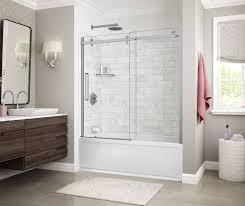 Tile A Bathroom Shower Utile Shower Wall Panels Maax Maax