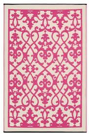 Pink And White Rug 135 Best Recycled Plastic Indoor Outdoor Rugs Images On