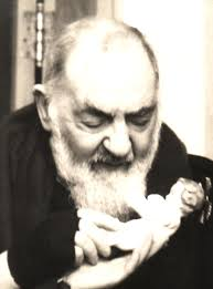 padre pio in his own words about hymself god jesus holy spirit