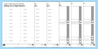 year 1 maths assessment tests page 1