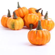 styrofoam pumpkins factory direct craft realistic fall mini artificial