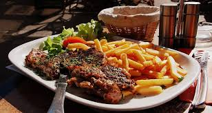 cuisine types touch different types of restaurants in