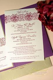 regency wedding invitations 33 best dual language wedding invitations images on