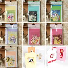 2 sets of diy creative greeting card material kit for