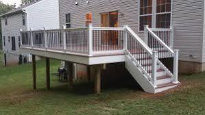 deck builder pasadena nevins construction 410 746 1068