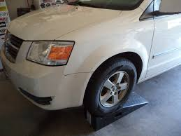 tear it up fix it repeat 08 dodge grand caravan radiator