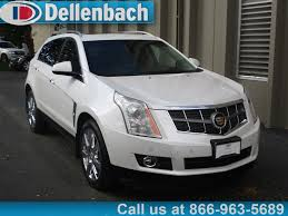 cadillac srx incentives cadillac srx in fort collins co dellenbach motors